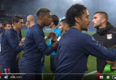 Paris Saint-Germain – Olympique Lyonnais ( 5-0 )