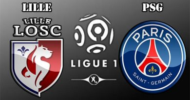 LOSC VS Paris Saint Germain