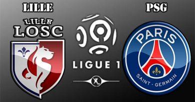 LOSC VS Paris Saint Germain