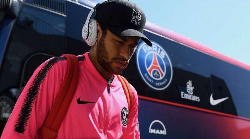 L'éventuel départ de Neymar du PSG encore au statuquo